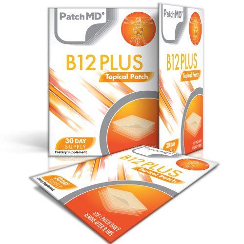 B12 Energy Plus Patch