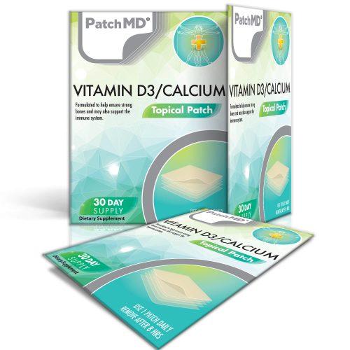D3/Calcium Patch