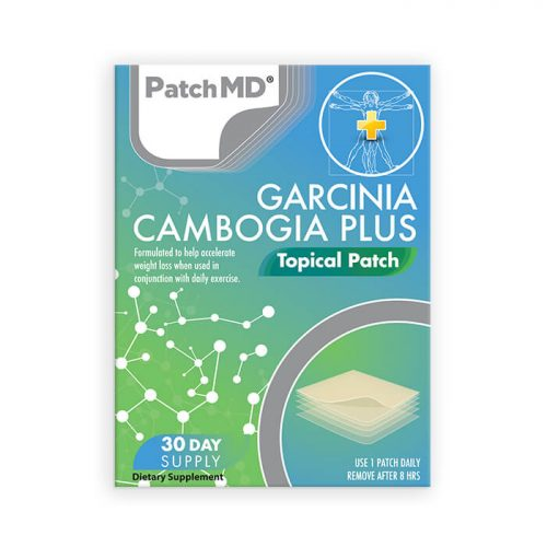 Garcinia Cambogia Plus Topical Patch (30-Day Supply)