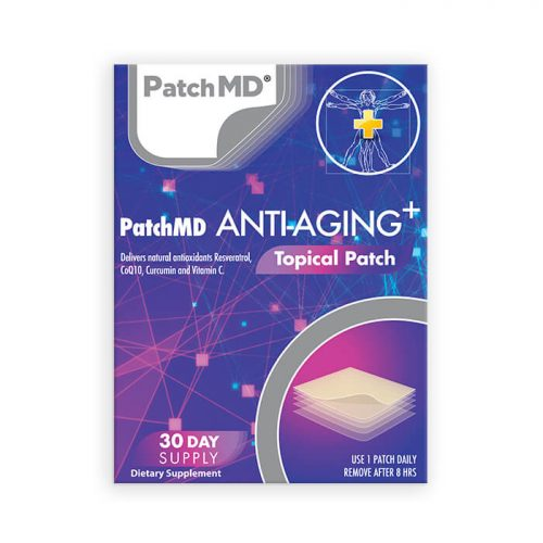 Anti-Aging Topical Patch