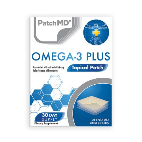 Omega-3 Plus Patch