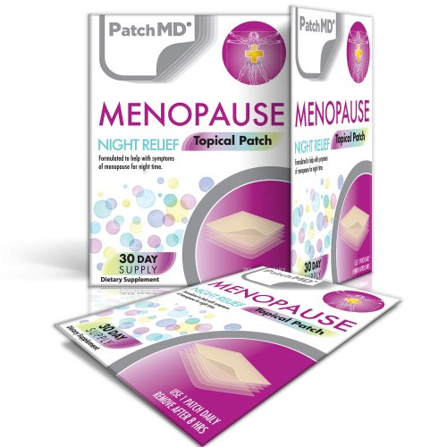 Menopause Night Topical Patch
