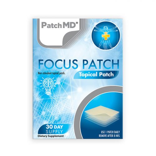 Focus Plus Topical Patch