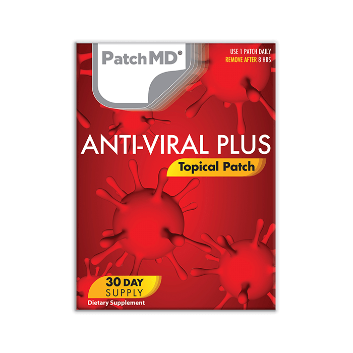 Anti-Viral Plus Topical Patch